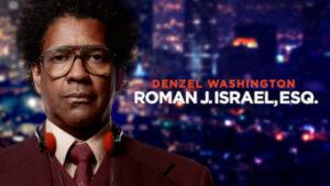 Roman Israel Esq