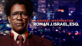 Se Roman J. Israel, Esq. på Netflix
