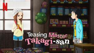 Teasing Master Takagi san