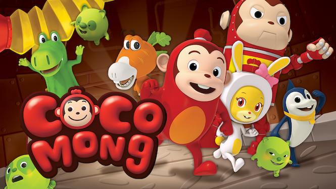 Se Cocomong på Netflix