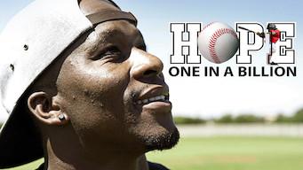 Se Hope: One in a Billion på Netflix
