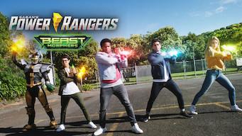 Se Power Rangers Beast Morphers på Netflix