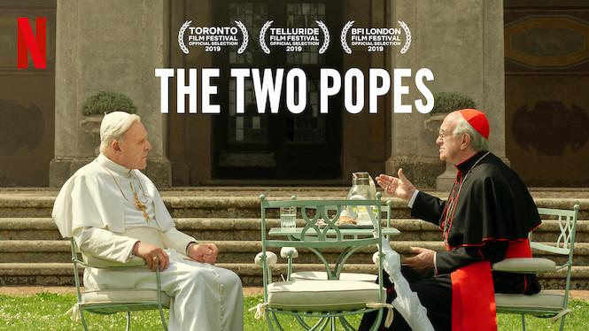 Se The Two Popes på Netflix