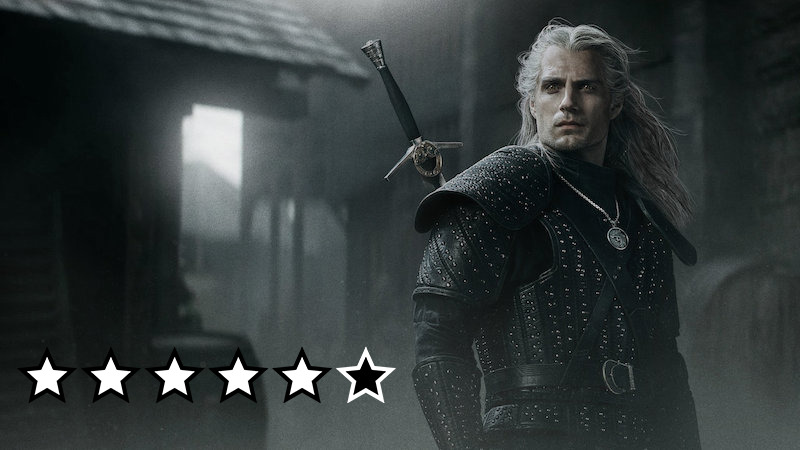 witcher anmeldelse review netflix serie 2019