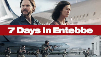 Se filmen 7 Days in Entebbe på Netflix