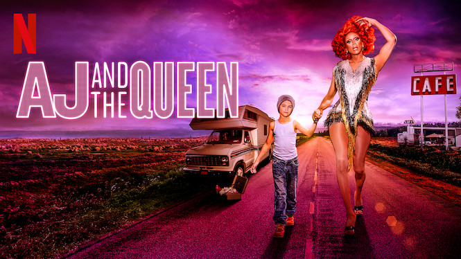 Se AJ and the Queen på Netflix
