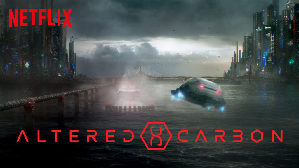 Altered Carbon sæson 2 snart på Netflix