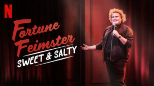 Fortune Feimster Sweet Salty