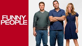 Se Funny People på Netflix