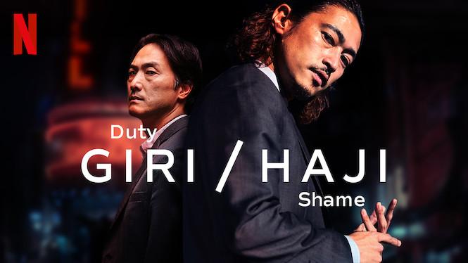 Se Giri / Haji på Netflix
