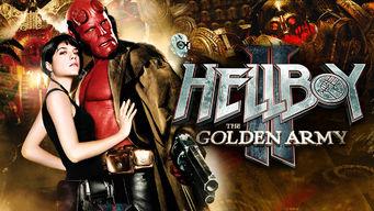 Se Hellboy II: The Golden Army på Netflix