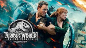 Jurassic World Fallen Kingdom netflix