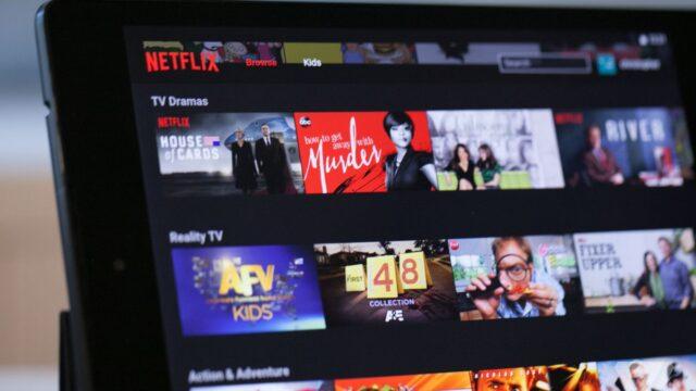Netflix premiere på over 1500 nye film og serier i 2019