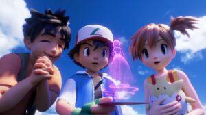 Pokémon film får nyt liv på Netflix