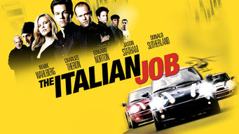 Se filmen The Italian Job på Netflix