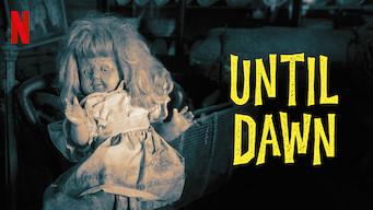 Se Until Dawn på Netflix