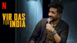 Vir Das For India