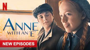 Se Anne With an E på Netflix