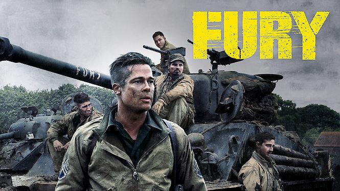 Se filmen Fury på Netflix