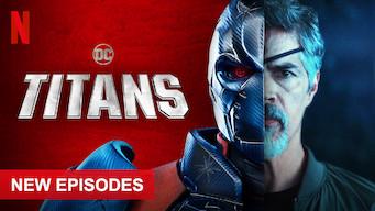 Se Titans på Netflix