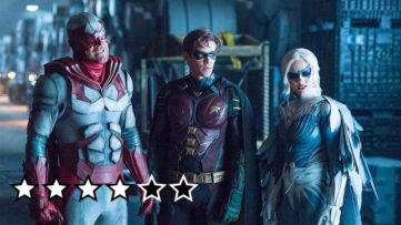 titans sæson 2 anmeldelse review danmark netflix