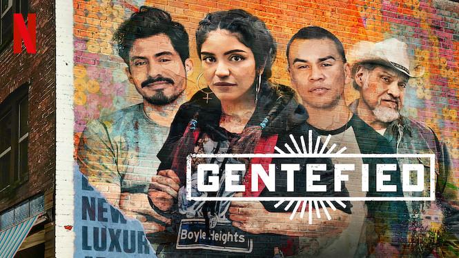 Se serien Gentefied på Netflix