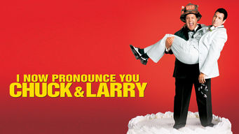 Se I Now Pronounce You Chuck and Larry på Netflix
