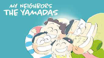 Se My Neighbors the Yamadas på Netflix