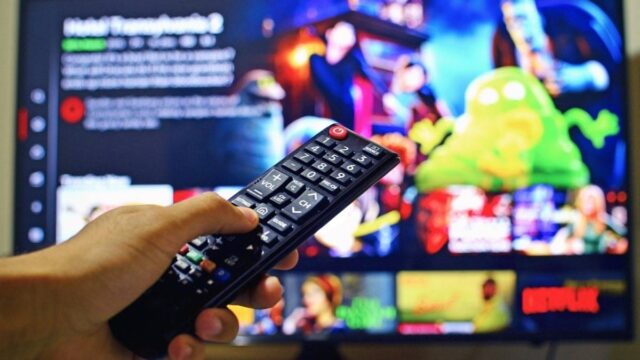 Netflix er større end HBO Viaplay og Amazon Prime tilsammen