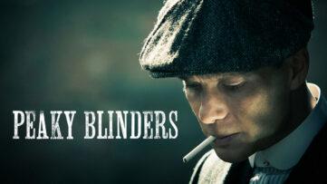 Peaky Blinders sæson 5 snart på Netflix