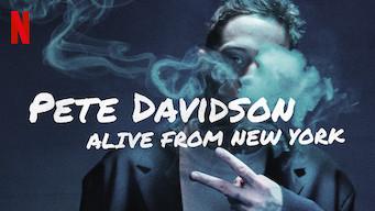 Se filmen Pete Davidson: Alive From New York på Netflix