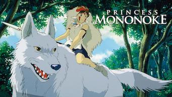 Se Princess Mononoke på Netflix