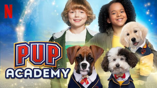 Se serien Pup Academy på Netflix