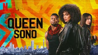Queen Sono film serier netflix