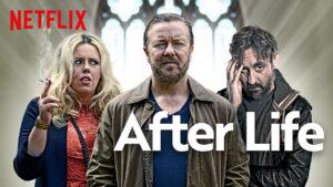 Ricky Gervais snart tilbage med nye afsnit af After Life