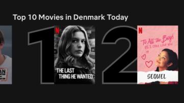 Se hvad der er populært på Netflix