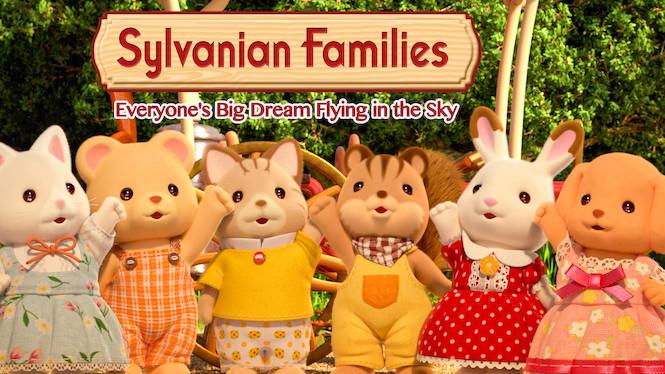 Se Sylvanian Families: Drømmen om at flyve på Netflix