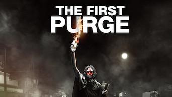 The First Purge film serier netflix
