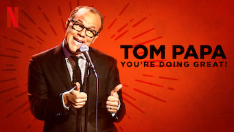 Se filmen Tom Papa: You're Doing Great! på Netflix