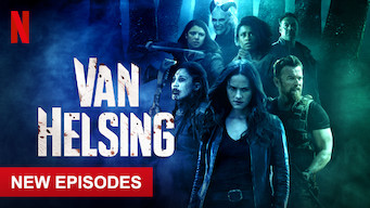 Van Helsing film serier netflix