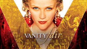 Vanity Fair film serier netflix