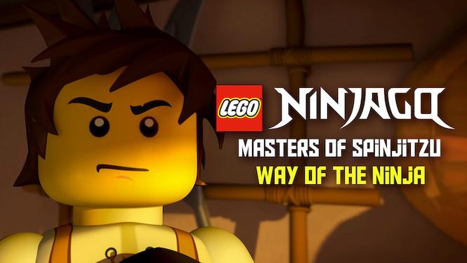 Se LEGO Ninjago: Masters of Spinjitzu: Way of the Ninja på Netflix