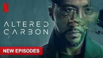 Se Altered Carbon på Netflix