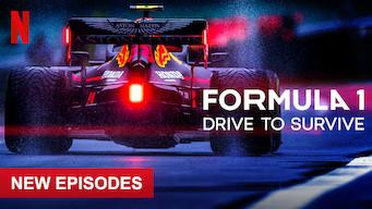 Formula 1: Drive to Survive film serier netflix