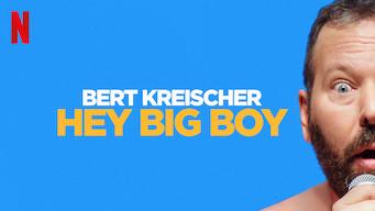 Se Bert Kreischer: Hey Big Boy på Netflix