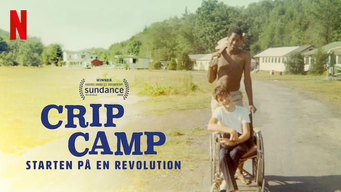 Se Crip Camp: A Disability Revolution på Netflix