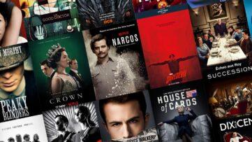 De bedste serier på Netflix