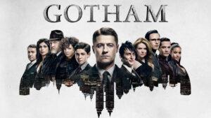 Gotham sæson 5 snart på Netflix