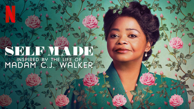Se Self Made: Inspired by the Life of Madam C.J. Walker på Netflix