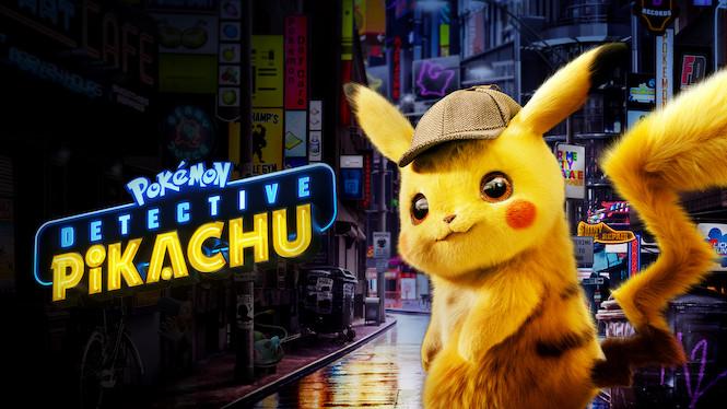 Se Detective Pikachu på Netflix